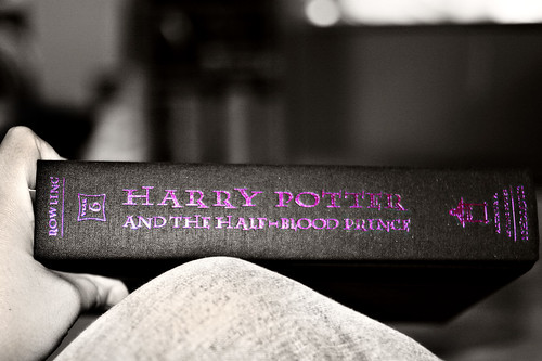 Day 321...Harry Potter!