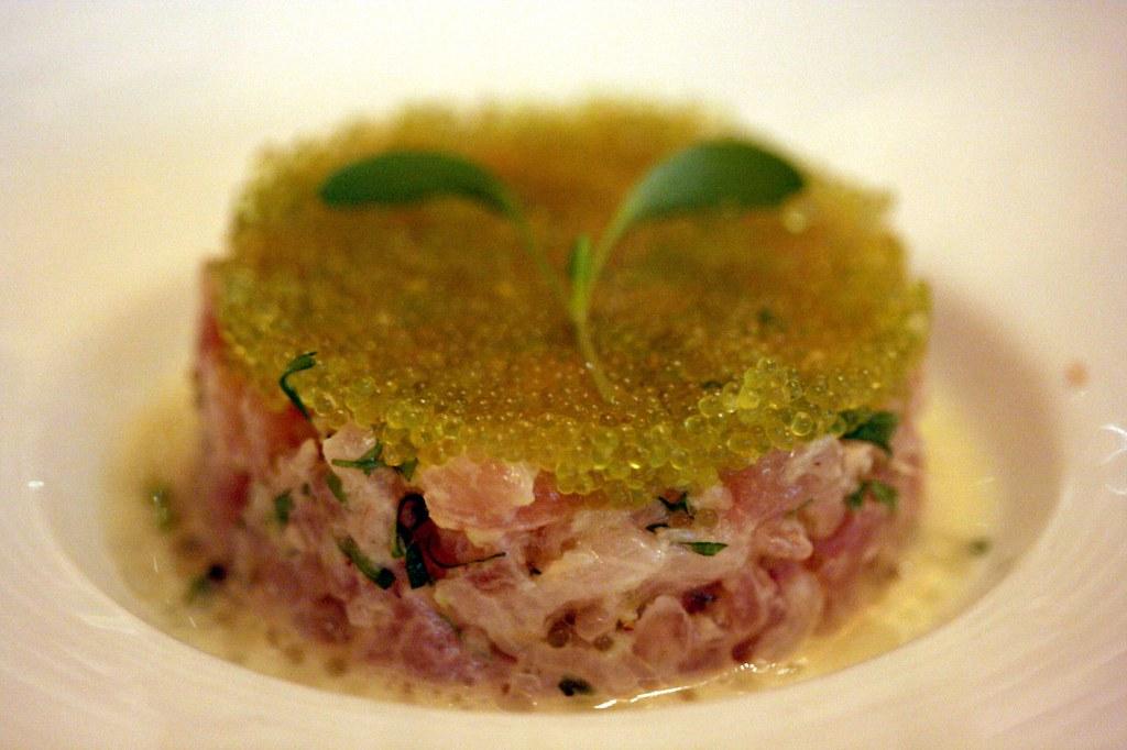 Ariel's Appetizer: Kanpachi