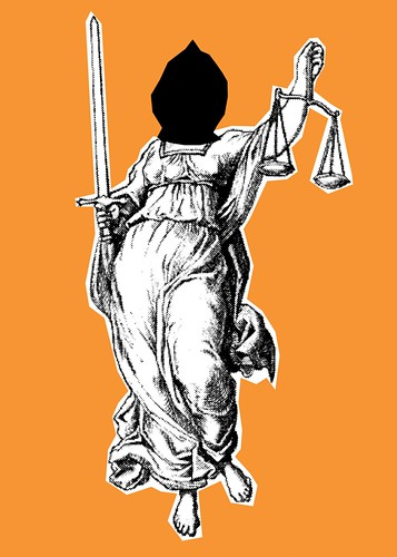 lady justice amnesty ad