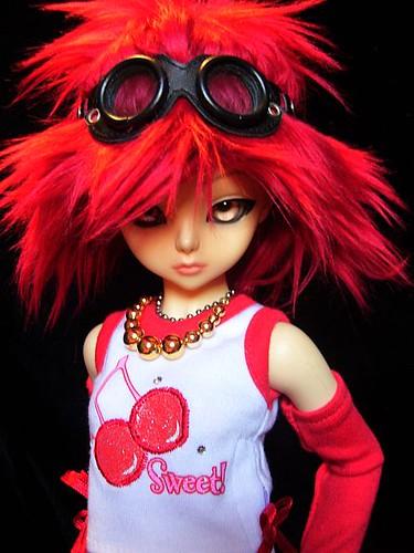 Cherry Red 004