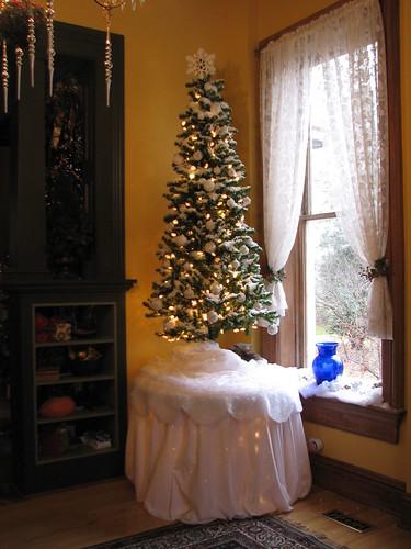 "the ""Snow Tree"""