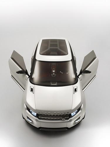 Картинки Land Rover LRX Concept