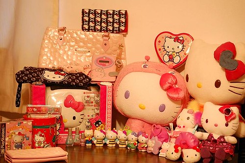Sanrio Collection.