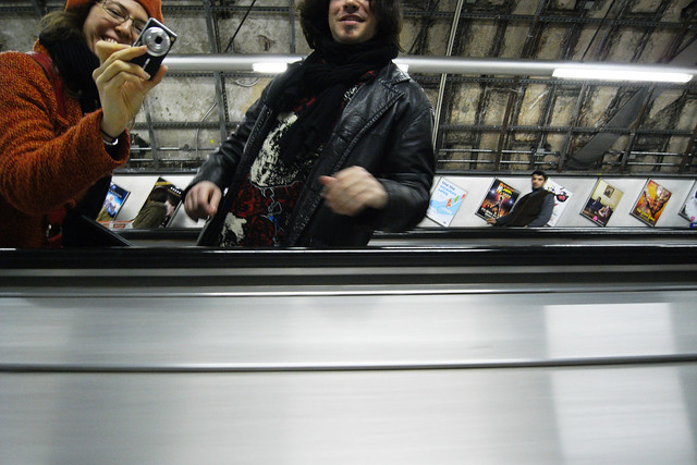 London Underground photo fun
