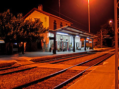 / Inoi (Dimitris G.) Tags: station train hellas greece ose  inoi
