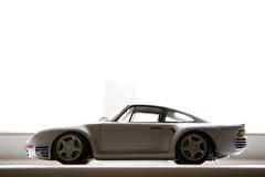 Porsche 959 Profile (Clemson) Tags: tamiya 959