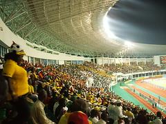 Ghana 2008: Nigeria Vrs Cote d'Ivoire in Sekondi