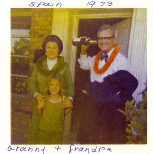 Granny Grandpa Spain
