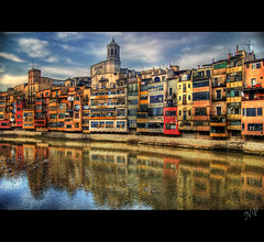 Girona (NatashaP) Tags: houses reflection river spain nikon bravo colorful searchthebest cathedral vivid ducks catalonia girona soe themoulinrouge onyar blueribbonwinner  d40 supershot flickrsbest fakehdr challengeyouwinner abigfave platinumphoto anawesomeshot impressedbeauty superaplus aplusphoto ultimateshot flickrplatinum holidaysvacanzeurlaub superbmasterpiece goldenphotographer diamondclassphotographer megashot theunforgettablepictures photofaceoffwinner photofaceoffplatinum theperfectphotographer pfogold friendlychallenges friendlychallenge a3bconstructive diamondsawards pfohiddengem starsawards mar08pfobrackets