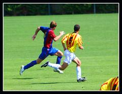 """Barcelona 2  Sant Andreu 0 <a style=""""margin-left:10px; font-size:0.8em;"""" href=""""http://www.flickr.com/photos/23459935@N06/2241951839/"""" target=""""_blank"""">@flickr</a>"""