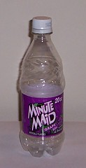 Minute Maid Grape Soda (The Upstairs Room) Tags: bottle pop soda maid grape minute
