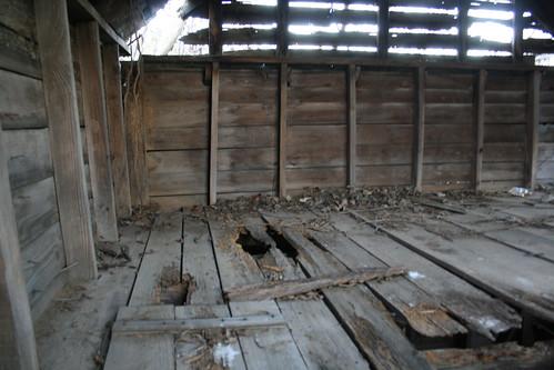 Equipment Barn Loft - IMG_4856