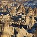 Aerial view of Göreme, Cappadocia