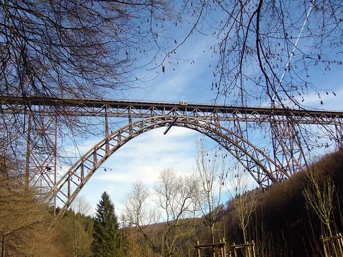 Müngstener Eisenbahn-Brücke