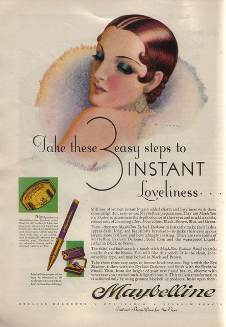 Maybelline, 1930