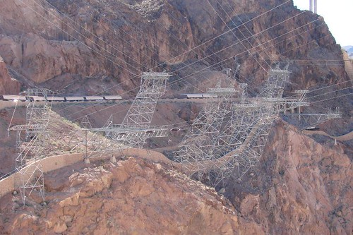 Hoover Dam Electricity