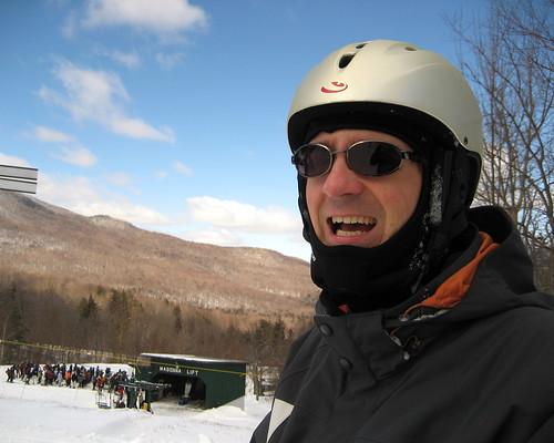 Skiing at Smuggs