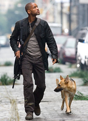 I am Legend - Will Smith