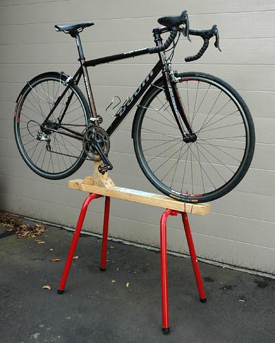 Phenomenal My Diy Workstand Australian Cycling Forums Bicycles Machost Co Dining Chair Design Ideas Machostcouk