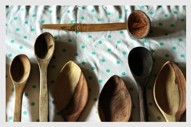 93/366: Part 2: ladles & spoons