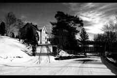 a house in a hill (pupepp's) Tags: norway trondheim kristiansten gandi pupung