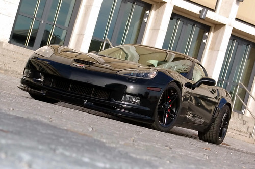 corvette z06 black edition. Geiger Corvette Z06 Black