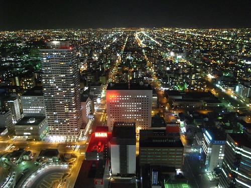 Sapporo JR Tower