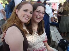Becky & Jenn