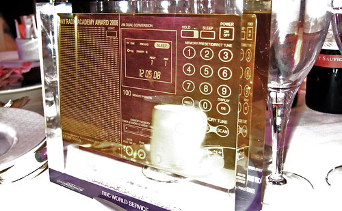 Sony Radio Multiplatform Award