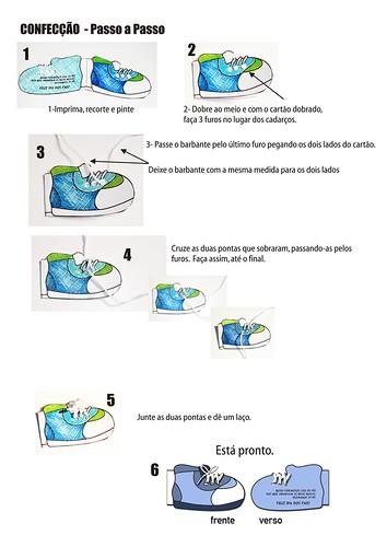 passo a passo CARTÃO MEIA