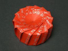 Poesy box