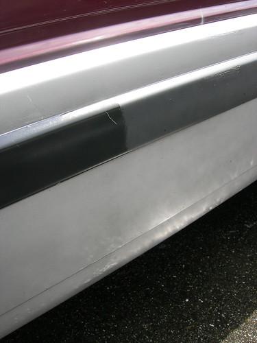 Vanagon Side Molding