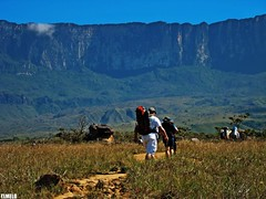 Keep Walking - Monte Roraima (TLMELO) Tags: trekking hiking walk venezuela hike mount climbing backpacking backpack tiago gran monte canaima thiago justdoit caminho mountaineer trilha roraima melo andar sabana mountaineers tepui montanhista naturesfinest caminhar impossibleisnothing keepwalking supershot aplusphoto theperfectphotographer tlmelo dotheimpossible