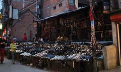 Nepal Katmandu Mercado Thamel 09 (Rafael Gomez - http://micamara.es) Tags: nepal de mercado viajes kathmandu katmandu barrio thamel