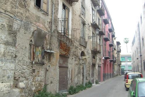 Via Scippateste al Capo, Palermo