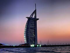 jumeirah beach (aZ-Saudi) Tags: light sky beach interesting arabic explore saudi arabia jumeirah ksa دبي الامارات شاطئ برجالعرب الجميرة arabin ِarabs