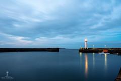 Donaghadee Lighthouse (declanburkephotography.com) Tags: lighthouse donaghadee longexposure nightphotography nikon d750 tamron 1530mm blue hour