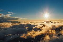 夕陽 SUNSET|合歡山 Hehuanshan (里卡豆) Tags: 夕陽 sunset 台灣 taiwan 台中 合歡山 hehuanshan olympus penf dusk voigtlander nokton 175mm f095