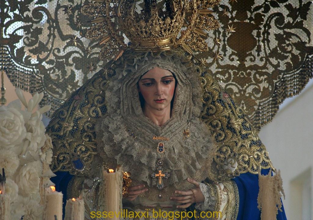 Nuestra Señora de la Aurora, Domingo de Resurrección 2010