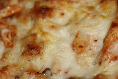 Cheesey pasta bake (WorldClick) Tags: food cooking cheese canon photography eos photo milk yummy flickr photographer cook tasty pasta delicious photograph taste flour bake cheesy cheesey jamesmartin phototgraphy 1100d canoneos1100d worldclick