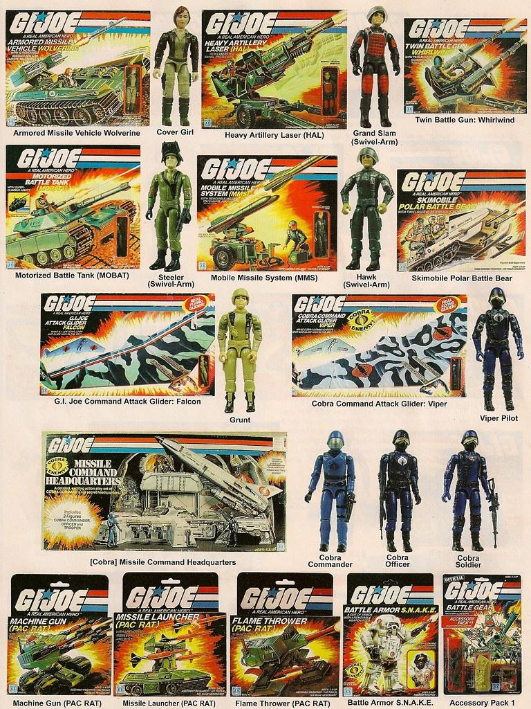 juguetes naves de G.I. Joe Hasbro