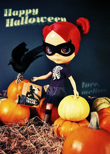 halloween card by Super*Junk.