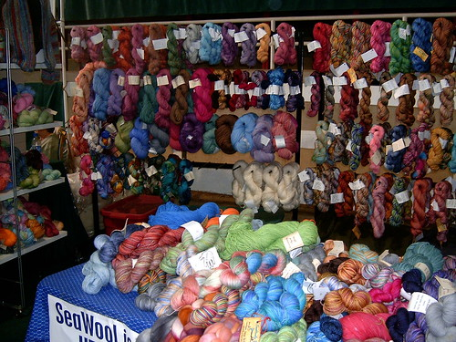 Yarn at SAFF 2007