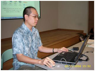 Picture for Singapore Library Week 2007