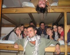 Salida pioneros a Quintanar 36 - Recreando la famosa foto