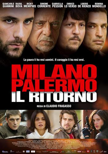 Milano Palermo il ritorno locandina