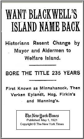 NYT - Blackwell Name Change