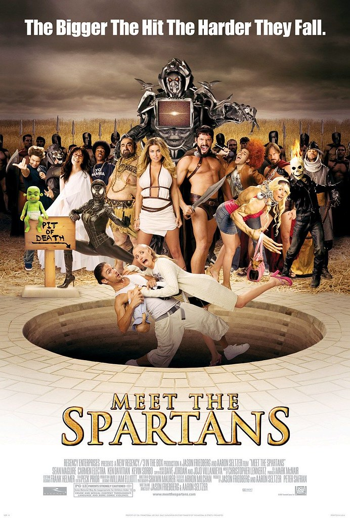 Meet the Spartans large