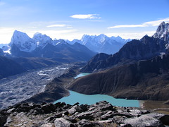 Nepal (craigkass) Tags: nepal mountains trekking hiking lakes backpacking himalaya khumbu gokyo