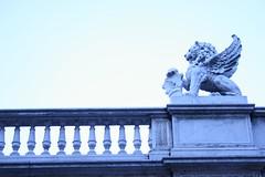 Il leone alato (Sandro Paganotti) Tags: brescia leonealato